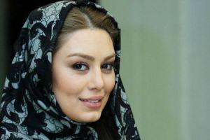 عکس های سحر قریشی در جشنواره فیلم فجر