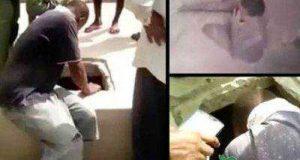 زندانی کردن نوعروس برهنه کامل در گودال به مدت 8 ماه