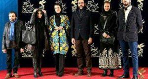 عکس/ تیپ جدید لیلا حاتمی در جشنواره فجر