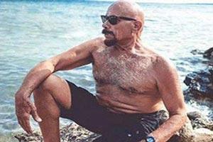 مرد جوان 95 ساله را ببینید !!! تصاویر