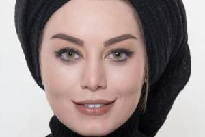 عکس های جدید سحر قریشی بعنوان مدل تبلیغاتی