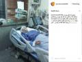 عکس|پرستو صالحی از مردم خواست تا دعا کنند!