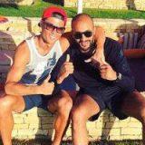 رابطه عاشقانه کریستیانو رونالدو با یک ورزشکار مرد اهل کشور مراکش! عکس