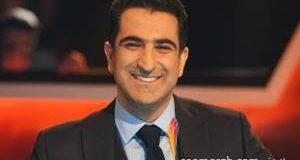رابطه عاشقانه رضا روحانی و فرانک مجری شبکه من و تو ! عکس