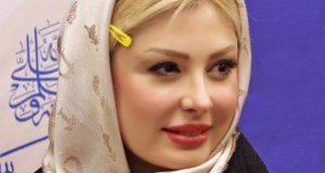 اولین عکس نیوشا ضیغمی پس از درگذشت پدرش در سال جدید