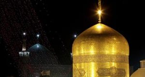 انّا لله و انّا الیه راجعون/ خاک بر دهان این ملحد که حریم آل الله را نشانه گرفت