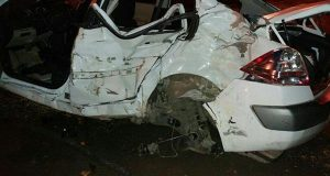 درگذشت رییس پلیس راه ایرانی بر اثر تصادف + عکس