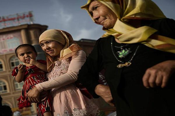 ممنوعیت حجاب در «سینکیانگ» چین
