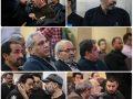 صحبت های مهران مدیری مراسم هفت عارف لرستانی + عکس