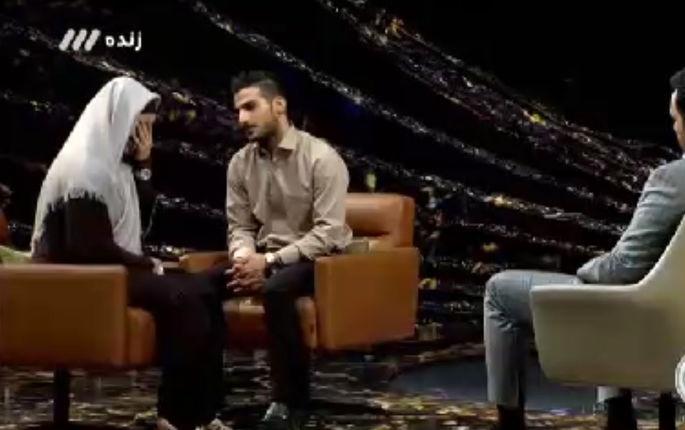 فیلم/ احسان علیخانی جلوی صحنه منشوری را در برنامه زنده ماه عسل گرفت!+ عکس