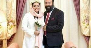 عکس دیده نشده از مراسم عقد نرگس محمدی