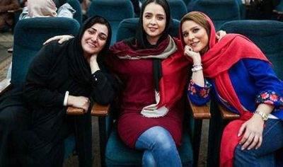 ستاره ها و بازیگران سرشناس ایران