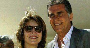 ماجرای عصبانیت کارلوس کی روش بخاطر انتشار عکس های همسرش! عکس