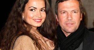 ششمین ازدواج فوتبالیست 56 ساله با دختر 28 ساله!! عکس