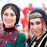 تیپ بازیگران زن ایرانی روی فرش قرمز فستیوال کن