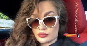 عکس هایی از طلا گلزار مدل ایرانی شاغل در آمریکا و مادرش