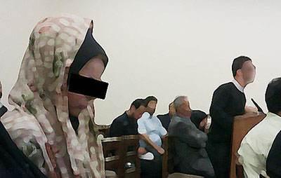 تجاوز به زن جلوی چشم شوهرش در حالت بیهوشی