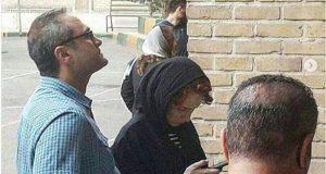 رامبد جوان و همسرش در صف اخذ رای (عکس)