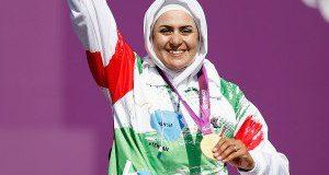 فوری: ممنوع الخروجی زهرا نعمتی! + صحبت های تند همسرش درباره این ورزشکار
