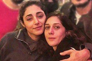 زهرا امیرابراهیمی و گلشیفته فراهانی, گلشیفته فراهانی, زهرا امیرابراهیمی, کن, کن 2017, جشنواره کن, جشنواره کن 2017