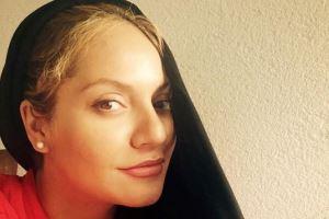 حجاب دردسرساز مهناز افشار و تاخیر در توزیع عاشقانه!+عکس