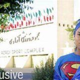 گفتگو با ترانسی که در ورزشگاه آزادی دستگیر شد