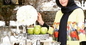 کانال تلگرام بیوگرافی مارال فرجاد ازدواج و همسرش +عکسها و مصاحبه