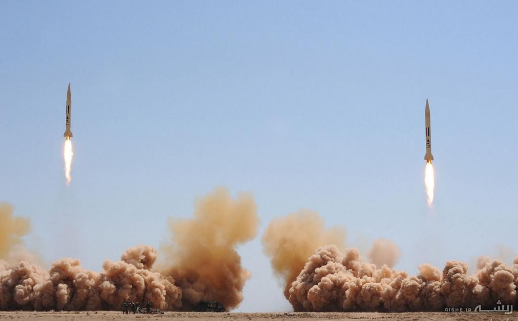 اولین فیلم منتشر شده از شلیک موشک سپاه به مقر فرماندهی تروریستها+ فیلم