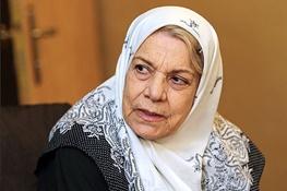 بازیگر زن ایرانی در بیمارستان بستری شد