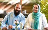 تصاویر جدید تازه عروس و داماد سینمای ایران | عکس ها