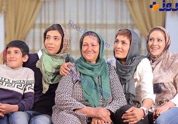 عکسی دیده نشده از زندگی خصوصی خواهران وشوکار منصوریان