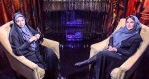 سلفی «شهره سلطانی» و «حمید لولایی» در پشت صحنه سریال «پنچری»