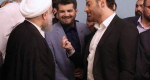 واکنش محمدرضا گلزار به عکس جنجالی اش با رییس جمهور + عکس