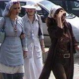 چالش مانکن خانمهای بدحجاب برای تحریک دانش آموزان گرگانی