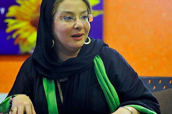بی حجابی لاله صبوری به بهانه جشن خیابانی طرفداران روحانی +عکس