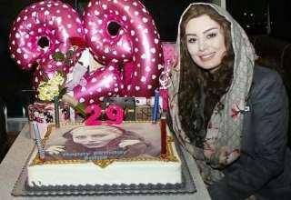 عکس های جشن تولد سحر قریشی با حضور بازیگران معروف