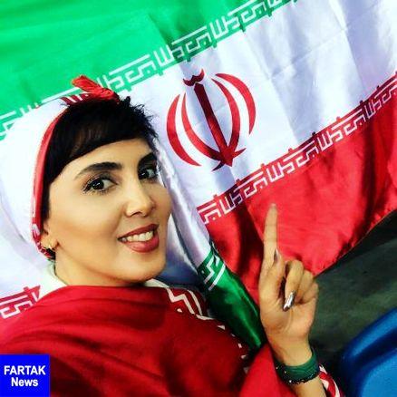 بازیگر زن سرشناس در ایتالیا و محل بازی والیبال ایران و برزیل | عکس