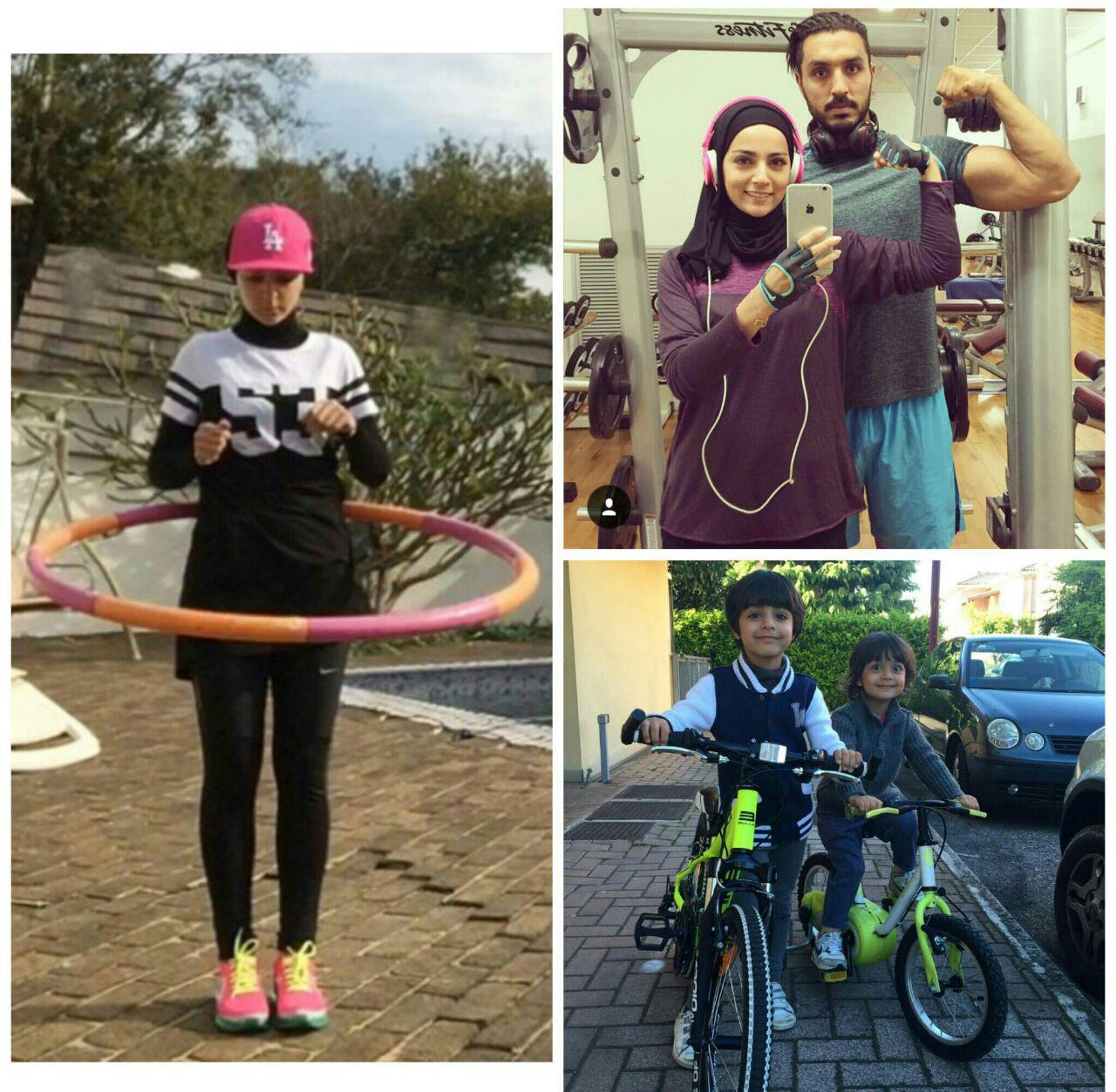 شیکپوش ترین خانم محجبه ایرانی اینستاگرام؟