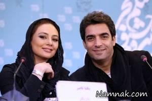 عکسهای جدید بازیگران در کنار همسرانشان