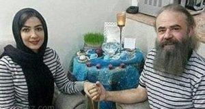 زوج های بازیگر ایرانی