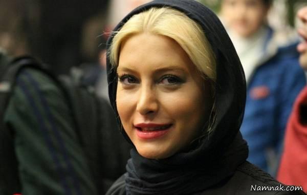 ازدواج دوم بازیگر زن ایرانى لو رفت