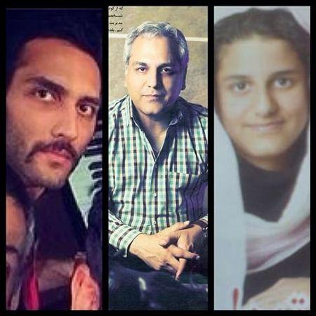 مهران مدیری و فرزندانش+تصاویر