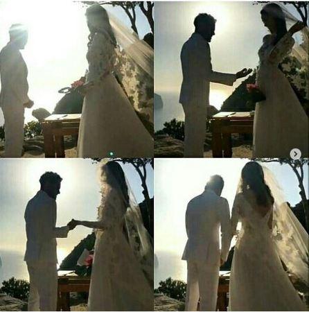 ازدواج پنهانی آقای فوتبالیست لو رفت !