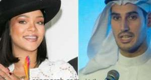 سوژه شدن رابطه عاشقانه ریحانا با یک تاجر عربستانی بخاطر پول!! عکس