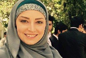 شیرین صمدی مجری تلویزیون به خاطر عکس هایش ممنوع التصویر شد+عکس و علت