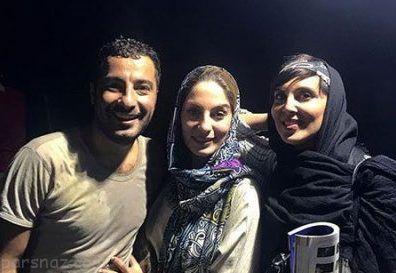 عکس بی حجابی بازیگر های ایرانی اینستاگرامی