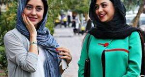 عکس جنجالی و حاشیه ساز تیپ متفاوت بازیگران زن ایرانی در کانادا