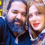 عکسهای لو رفته دیده نشده خفن بی حجاب بازیگران زن و مرد ایرانی مشهور 96