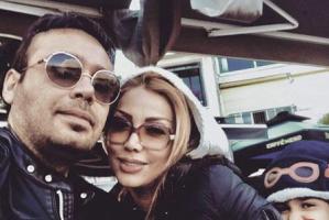 عکس های جدید اسپاکو یوسفی همسر محسن چاوشی و پسرشان
