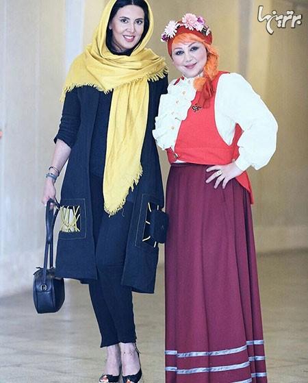 عکسهای جدید بی حجاب بازیگران ایرانی زن